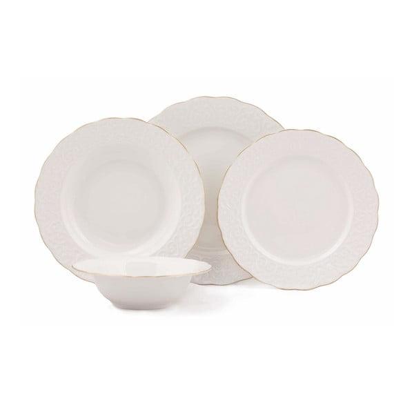 Simplicity 24 db-os porcelán étkészlet - Kutahya