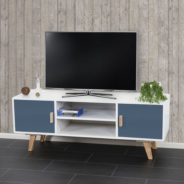 Televizní komoda Vaasa Blue