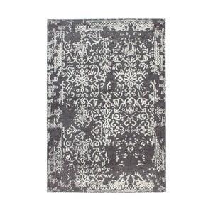 Tmavě šedý koberec Kayoom Memorial, 80 x 150 cm