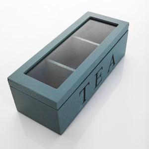Krabička na čaj Tea Blue