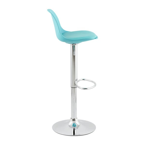 Modrá barová židle Kokoon Suki