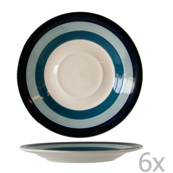 Sada 6 dezertních talířů Raya, 14.5 cm
