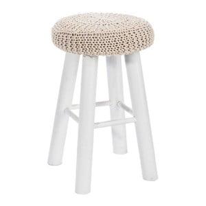 Stolička s pleteným sedátkem Cushion