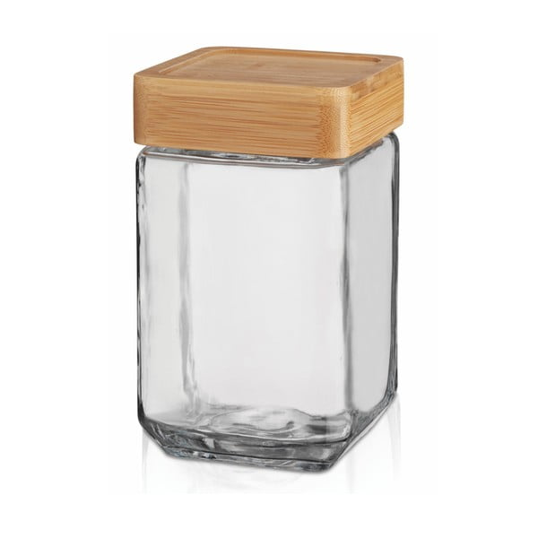 Borcan din sticlă Kela Wilma, 1,6 l