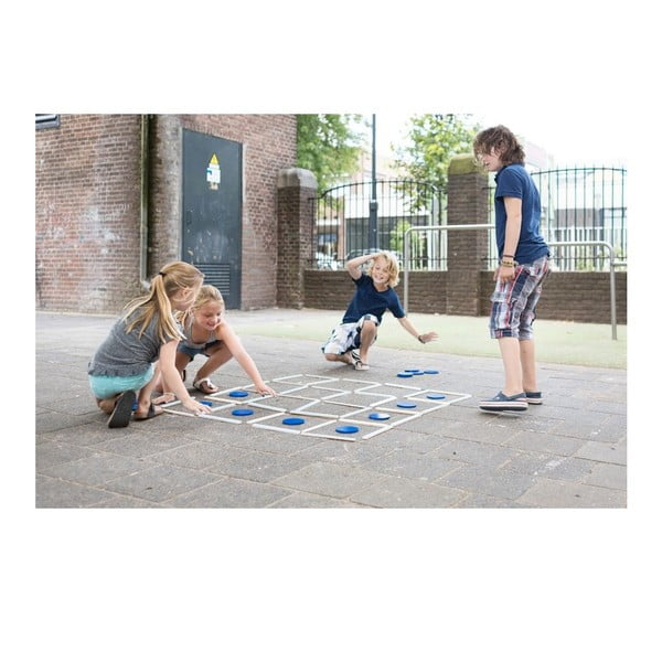 Dětská hra Tečky a krabice