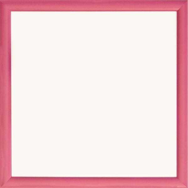 Magnetický obraz, růžový, 30x30 cm