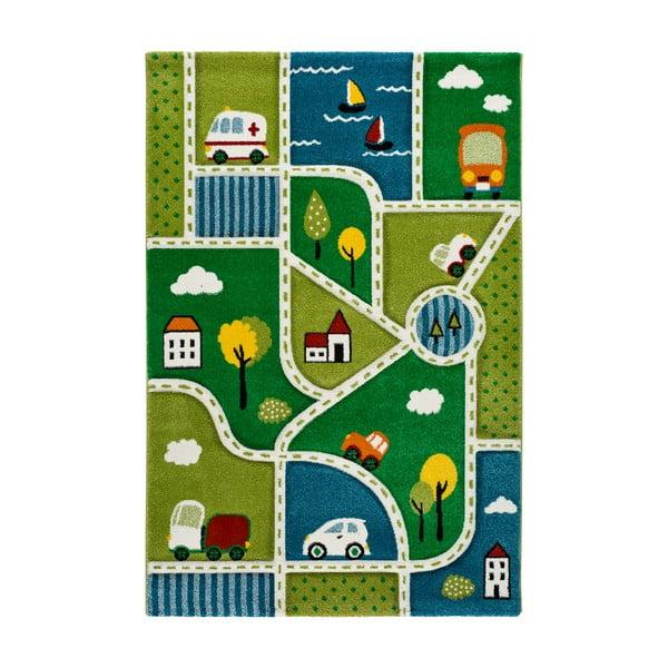 Dziecięcy dywan Universal Toys City, 120x170 cm