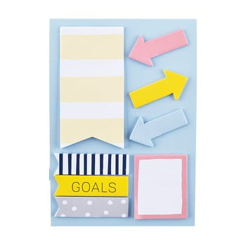 Set post-it-uri Busy B Markers