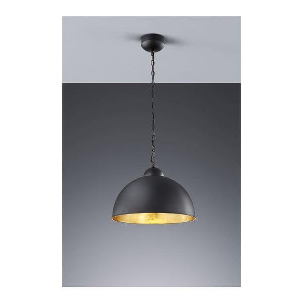 Stropní světlo Romino II Blackie