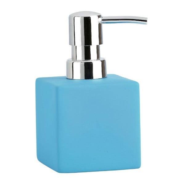 Dávkovač mýdla Cube, tyrkysový