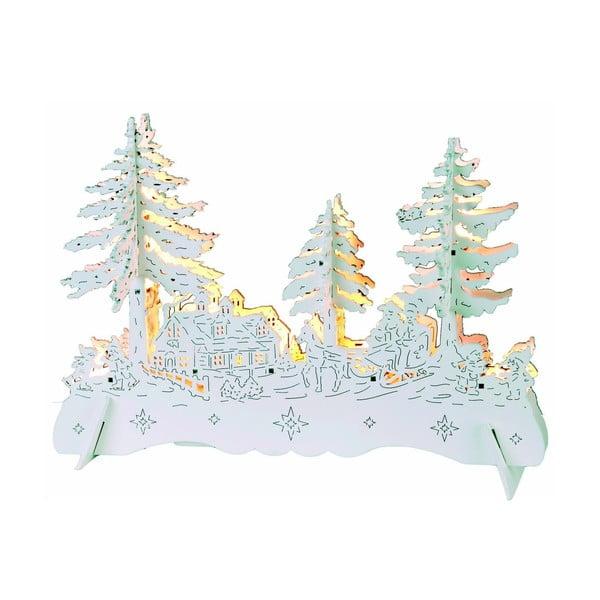 Svítící dekorace Christmas Decor