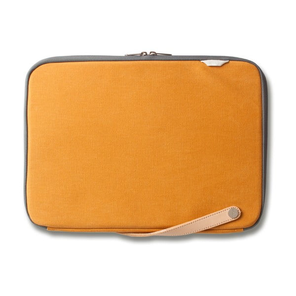 Psaníčko/obal na notebook Clutch 100, mustard