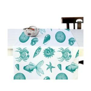 Běhoun na stůl Blue Sea