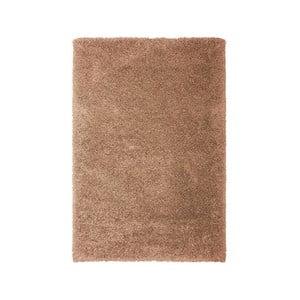 Koberec Promo Shaggy 80x150 cm s 3 cm dlouhým vlasem, hnědý