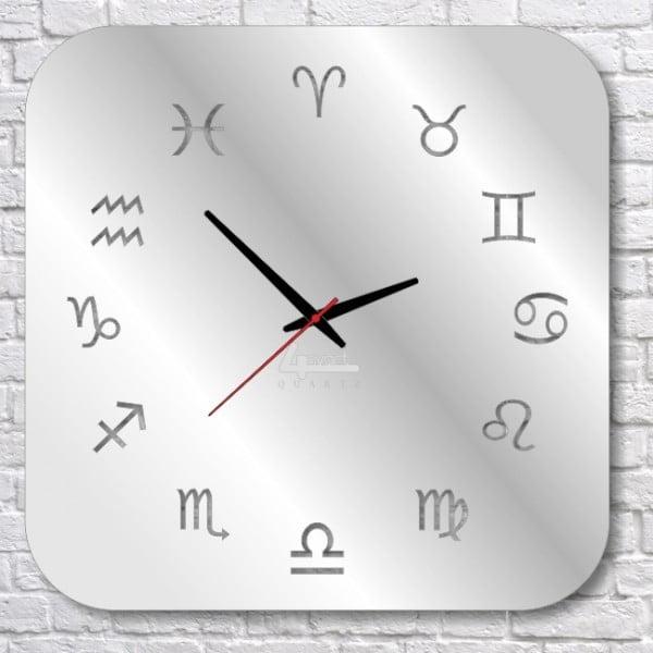 Nástěnné hodiny Zodiac