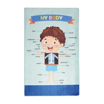 Covor copii My Body, 140 x 190 cm de la Unknown
