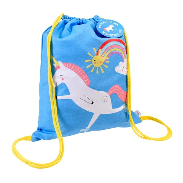 Sac din bumbac Rex London Magical Unicorn