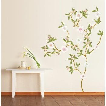 Set autocolante Ambiance Flowering Magnolia de la Ambiance
