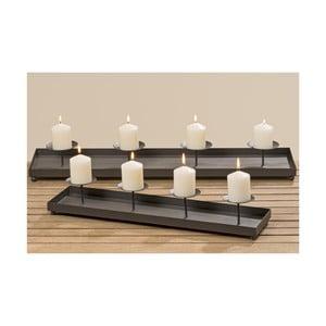 Podnos na svíčky Boltze Wolga, 60 cm