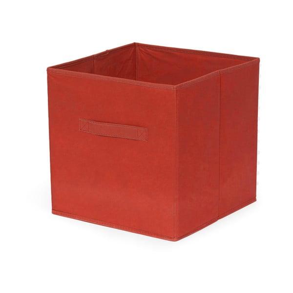 Czerwony pojemnik składany Compactor Foldable Cardboard Box