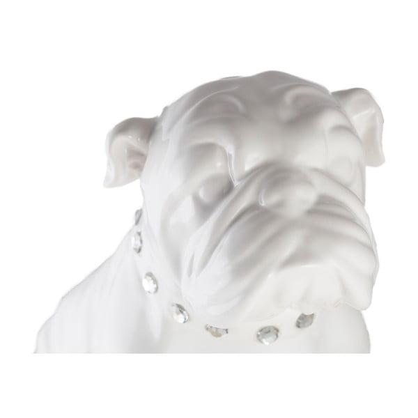 Keramická dekorace Bulldog Light