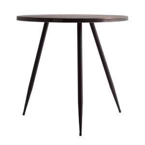 Odkládací stolek ze železa Last Deco Cheb, ⌀ 60x 59 cm