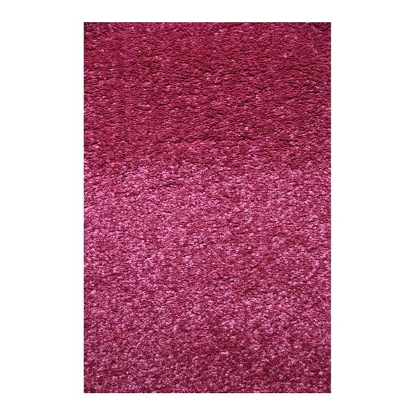 Růžový koberec Eko Rugs Young, 120x180cm