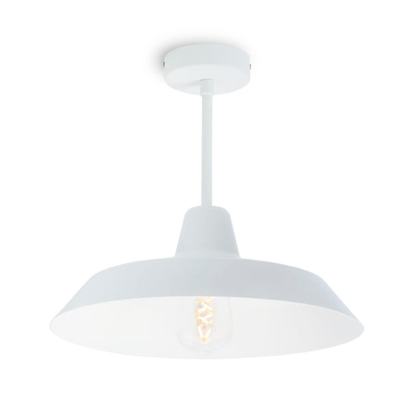 Bílé stropní svítidlo Bulb Attack Cinco