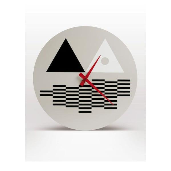 Nástěnné hodiny Lake, 40 cm