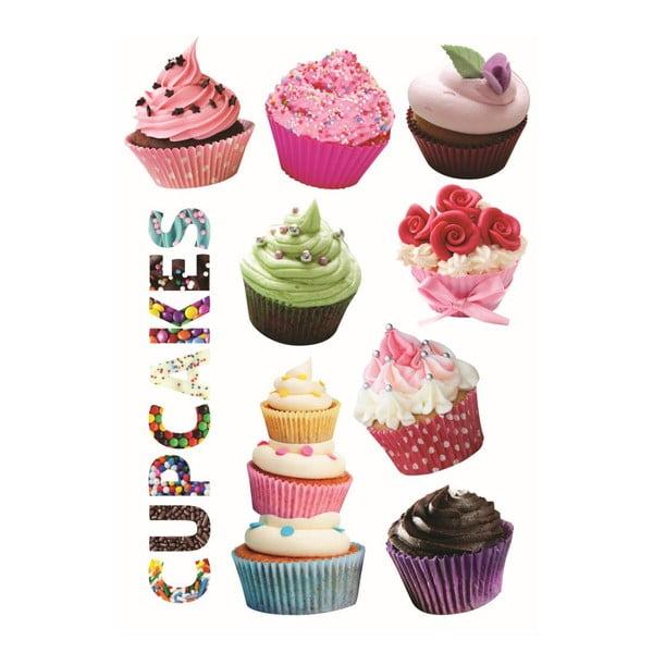 Samolepka Cupcakes