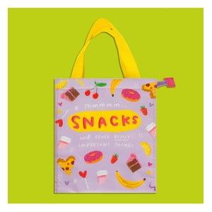Taška Happy News Mmm Snacks