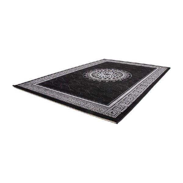 Koberec Instinct 754 Black, 80x300 cm