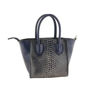 Kožená kabelka Kossie Blue