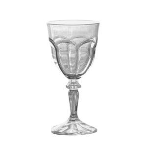 Sada 6 plastových sklenic na víno Sunvibes Happy, 250ml