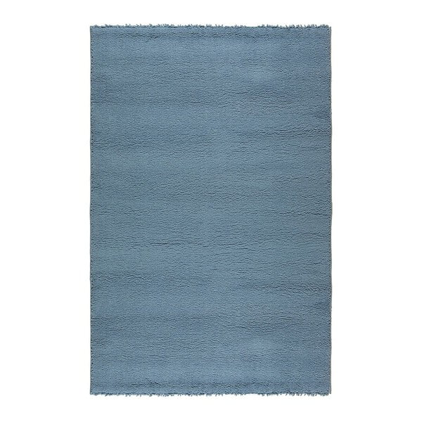 Vlněný koberec Pradera Azul, 120x160 cm