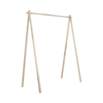 Cuier din lemn de pin Karup Design Hongi Natural imagine