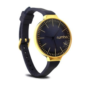 Ceas de damă Orchard Gold Midnight Blue
