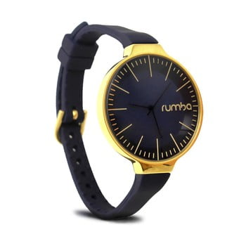Ceas de damă Orchard Gold Midnight Blue de la Rumbatime