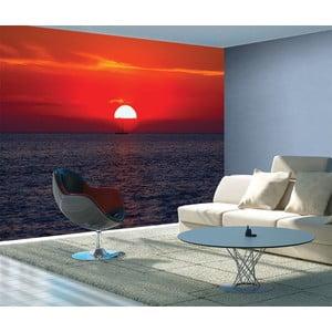 Velkoformátová tapeta Západ slunce, 315x232 cm