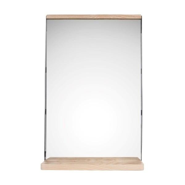 Simplicity falitükör fa kerettel - PT LIVING