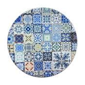 Farfurie din ceramică Tiles, ⌀ 25 cm