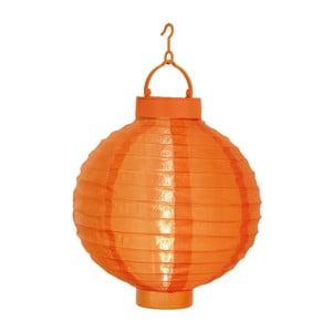 Solární LED BestSeason lucerna Orangina, ø20cm
