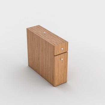 Dulăpior din lemn pentru toaletă Calencia