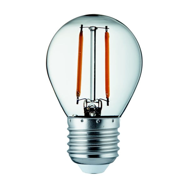 Sada 10 ks LED žárovek Golf E27