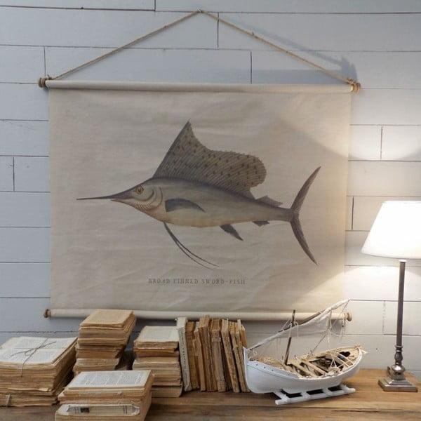 Nástěnná dekorace Deco Sword Fish