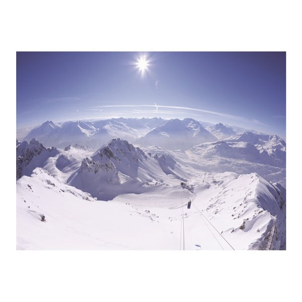 Velkoformátová tapeta Mountaint, 315x232cm