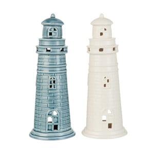 Sada dvou svícnů J-Line Lighthouse