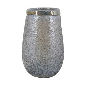 Skleněná váza Moycor Atlantic, výška 28 cm
