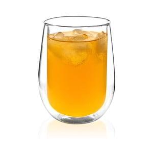 Dvoustěnná sklenice Amo, 200 ml