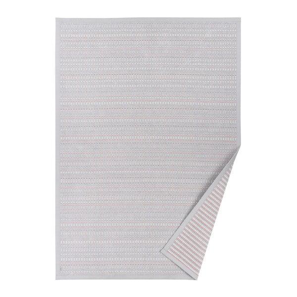 Esna Silver világosszürke kétoldalas szőnyeg, 100 x 160 cm - Narma
